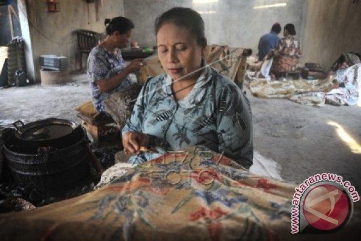 Batik Khas Kota Sukabumi Dikembangkan