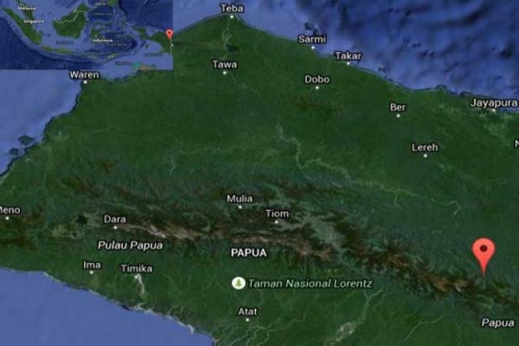 ATR Trigana Air lost contact in papua - (d)