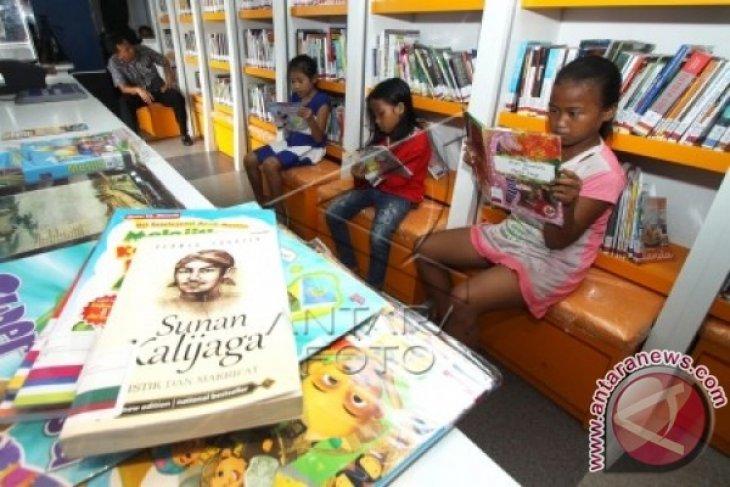 Kepala pustaka: Minat baca masyarakat Jambi rendah