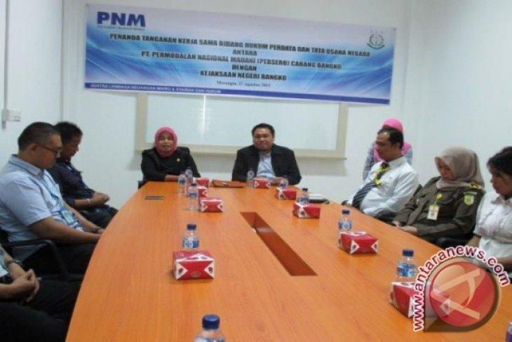 PNM Bangko komitmen lindungi pelaku usaha mikro