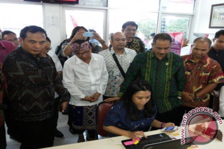 Sanur Jadi Kampung Wisata Digital