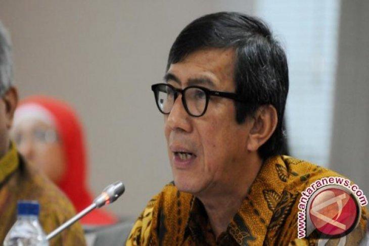 Menkum Ham: Pemberlakuan Perppu Pilkada Tergantung Presiden