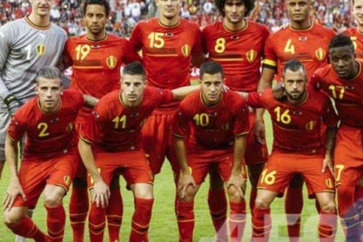 Brasil naik ke urutan kedua  ranking FIFA