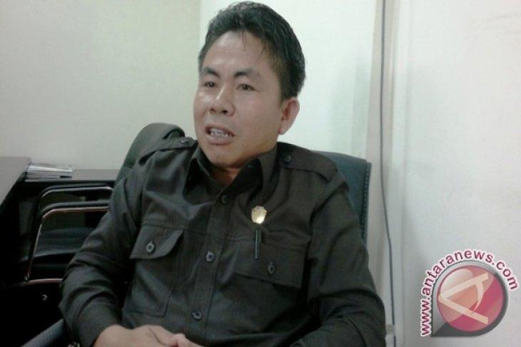 Anggota DPRD Penajam : Ratusan Hektare Sawah Kekeringan