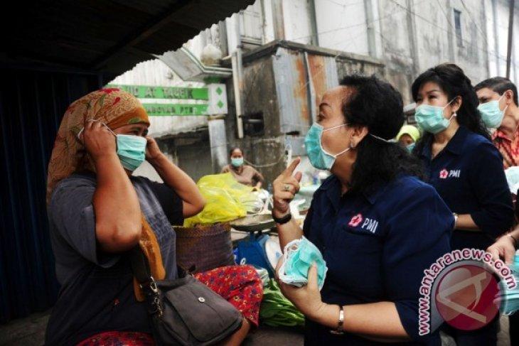 PMI Kalbar Kembali Bagikan Puluhan Ribu Masker