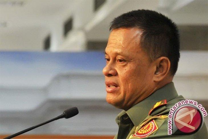 Panglima TNI: Ancaman Bom Sejak Sebelum Natal