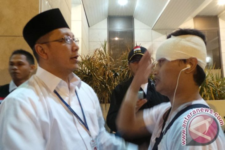President Jokowi ordered minister to visit crane victims in Mecca