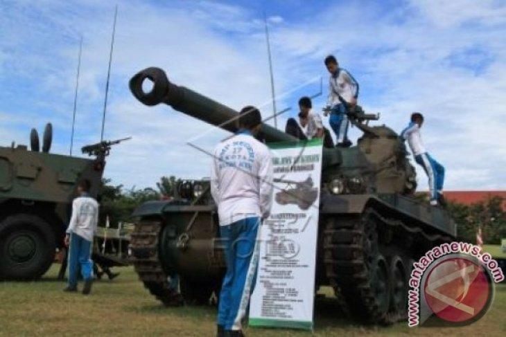 Pameran Alutsista Munculkan Kebanggaan Rakyat Terhadap TNI