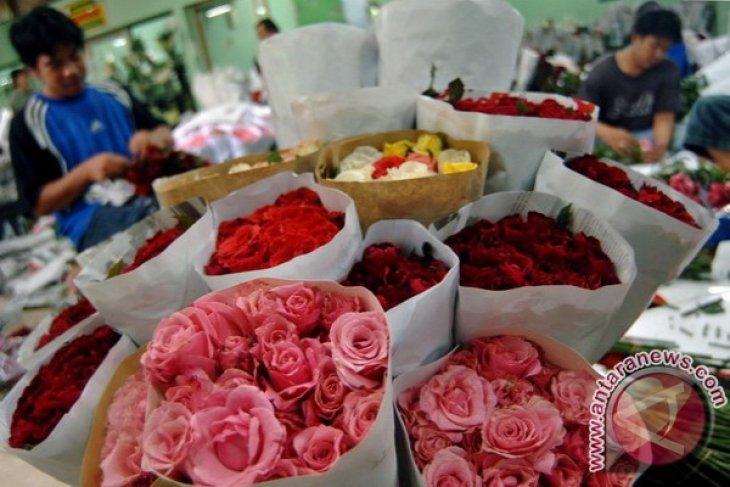 Permintaan Bunga Potong Melonjak Drastis