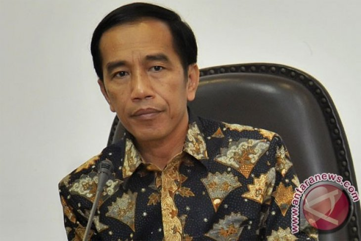 President Jokowi urges ministries to integrate development programs