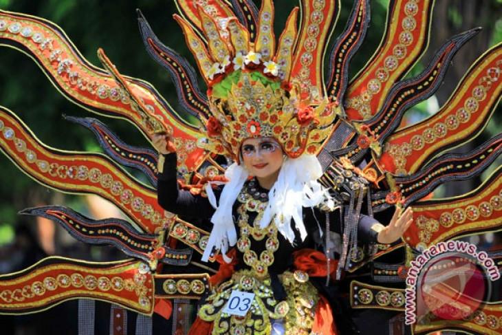 Banyuwangi awarded as best festival city in Indonesia