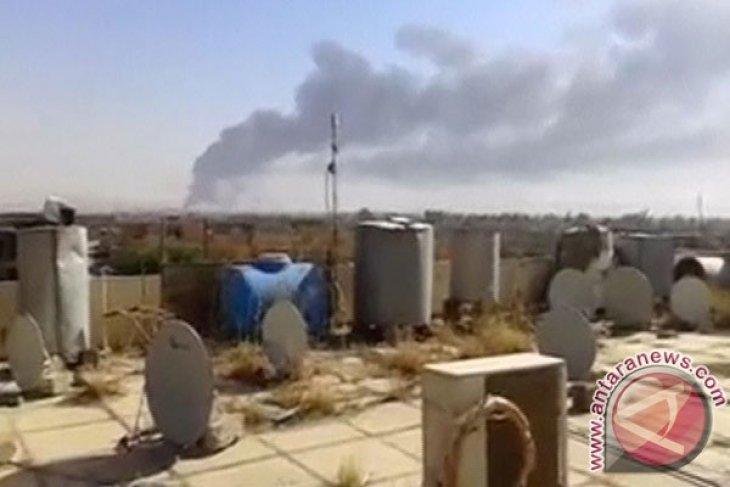 Pasukan Irak Usir ISIS Dari Kilang Minyak Utama