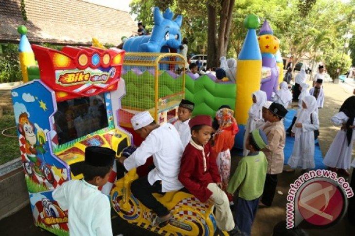 1.000 Anak Yatim di Banyuwangi Ikuti Festival