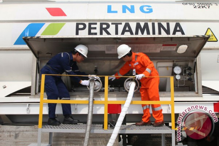 Badak NGL overshoots LNG sales target