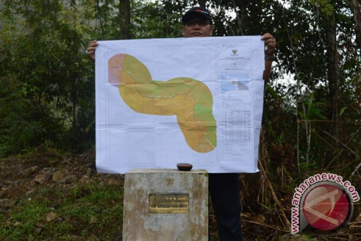 Pemerintah tetapkan batas Aceh dan Sumatera Utara