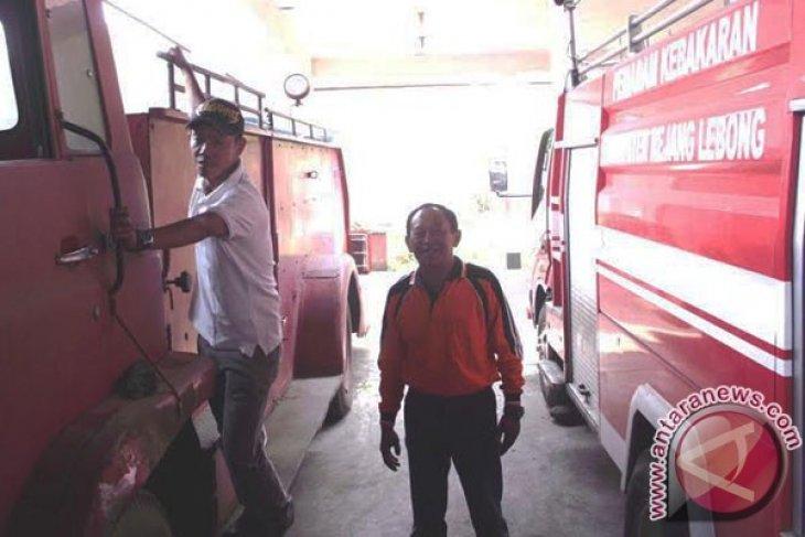 BPBD Rejanglebong ajukan pembelian kendaraan pemadam kebakaran