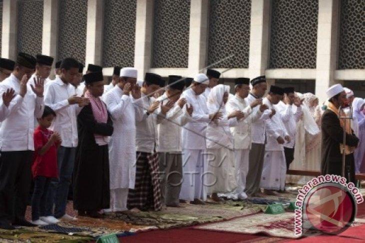 Salat Istisqa di Masjid Istiqlal