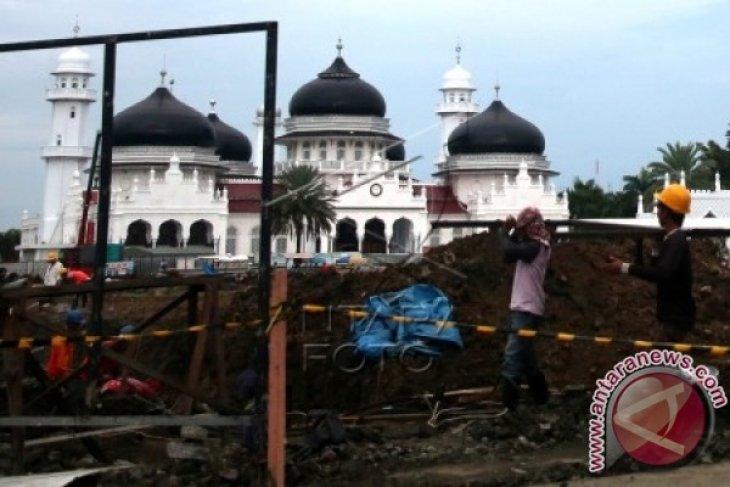 Waskita: Tarawih di Masjid Baiturrahman tetap lancar