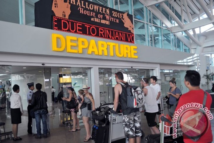 British tourist arrivals to Bali increase 25.29%