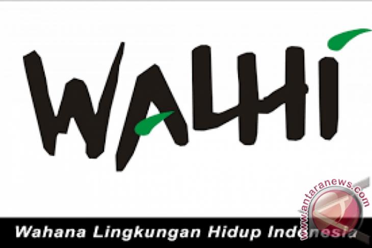 Walhi Jambi bekas  galian tambang tidak direklamasi