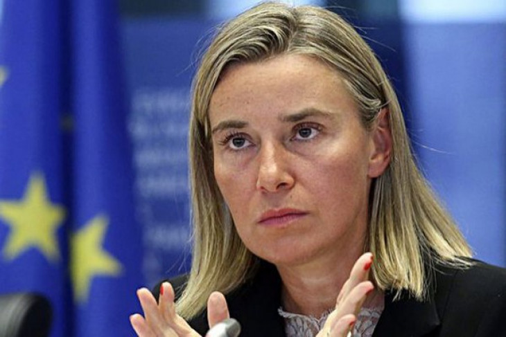 "Paris attacks give ""new meaning"" to Syria talks: EU`s Mogherini"