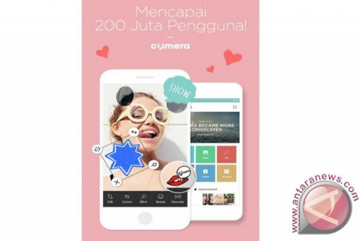 Cymera Is Reaching the Two Hundred Million Mark in Terms of Global User Population