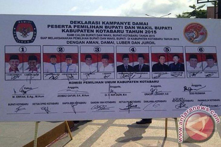 Pasangan Iqbal-Sahiduddin Cabut Gugatan Di MK