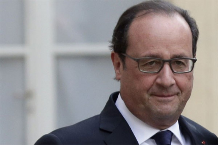 "Hollande says Brexit vote ""tough test"" for Europe"