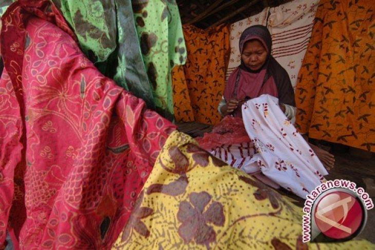 Penjualan Batik Tulis Khas Madura Menurun