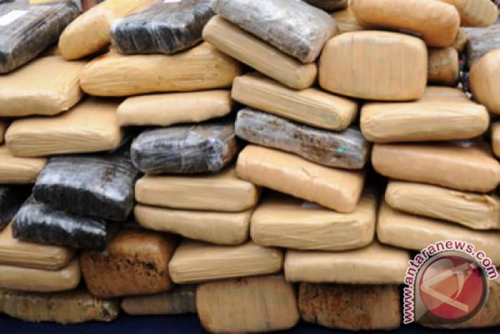Narcotics agency seizes 10.64 kilograms of hashish in Batam