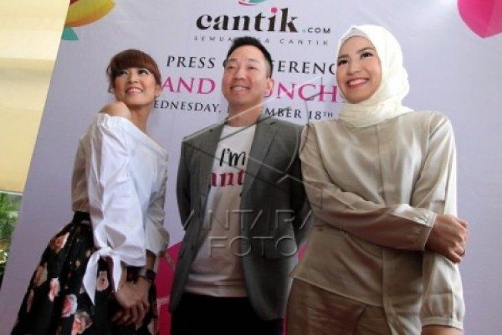 Peluncuran Cantik.com