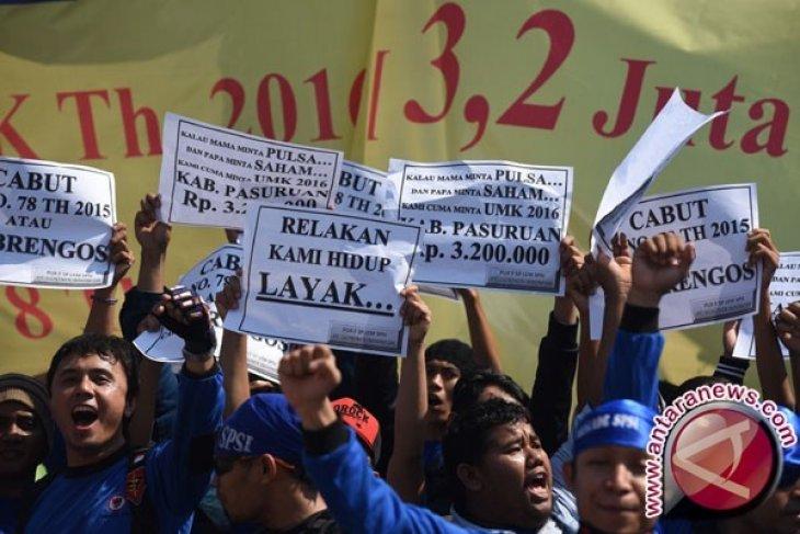 Empat Perusahaan Kota Bogor Ajukan Penangguhan UMK