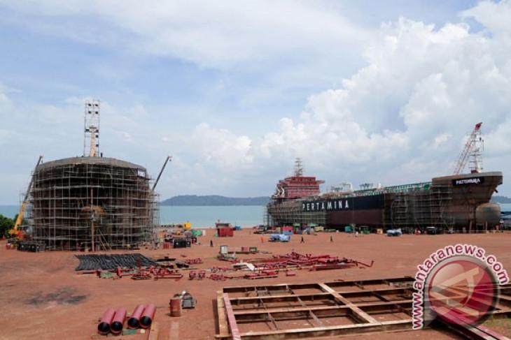 Batam seeks to revive shipyard industry