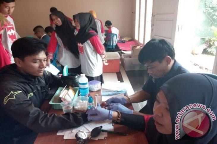 Lembaga Kemanusiaan Gelar Donor Darah Serempak