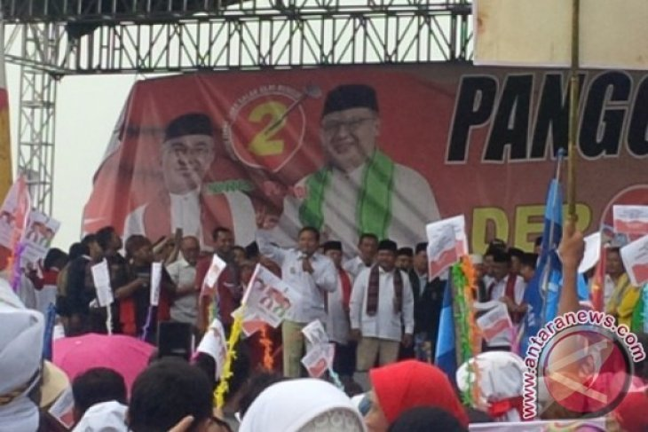 Nuroji: Pilih Pemimpin Yang Bisa Sejahterakan Rakyat