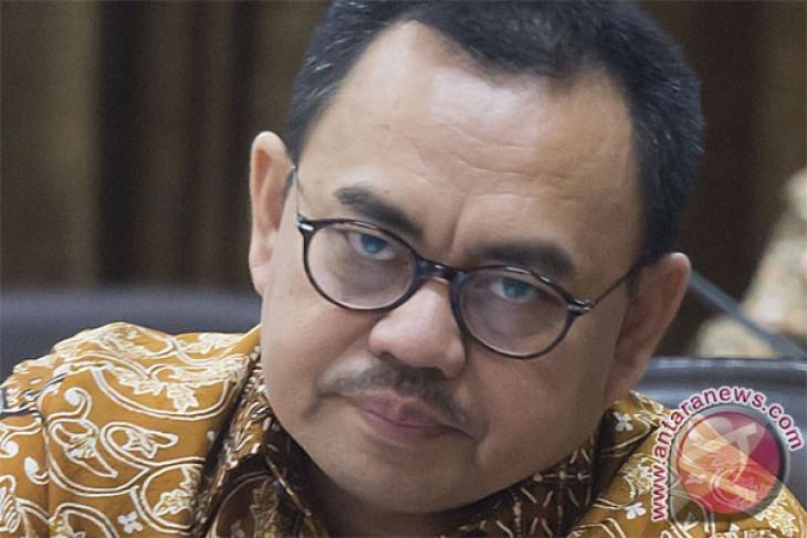 Team evaluating share price of PT Freeport Indonesia: Minister Sudirman