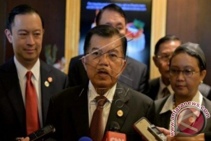 Wapres JK Soal Tingkat Toleransi Di Indonesia