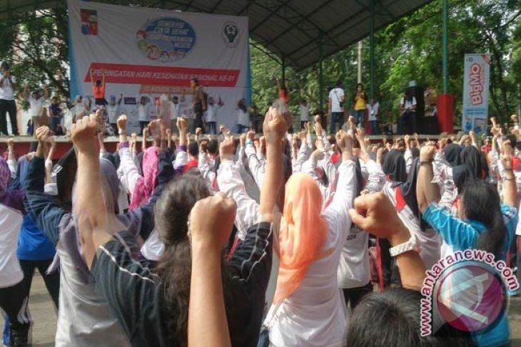Peringatan HKN ke-51 Kota Bogor