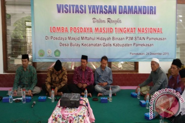 STAIN Kembangkan Ekonomi Rakyat Melalui Posdaya Masjid