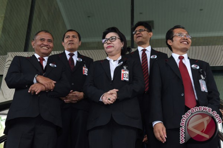 New leaders, new office and new hope for anti-graft agency