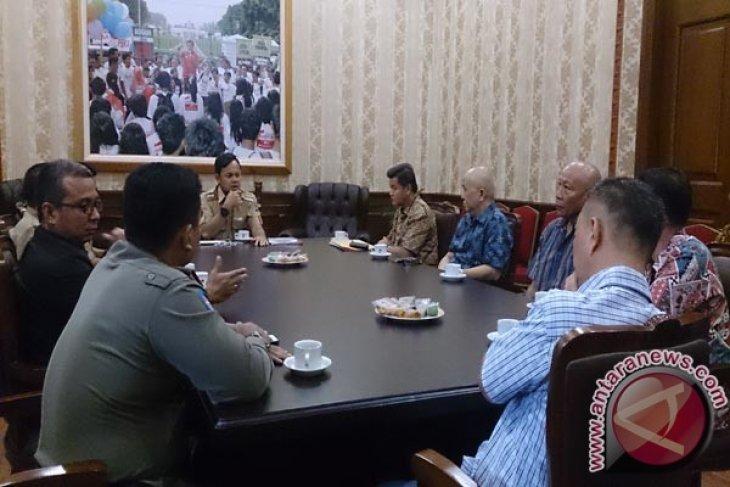 Agenda Pemkot Bogor Jawa Barat Kamis 14 Januari 2015