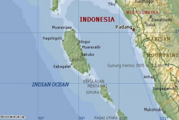 52 aftershocks recorded following Saturday`s 6.0-magnitude quake in Mentawai