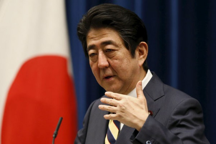 Abe approaches Russia for peace deal, anti-terrorism