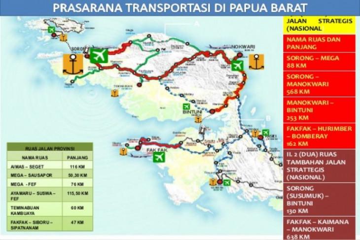 Railways can solve Papua`s transportation problems