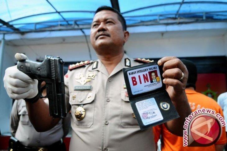 Polisi Tangkap Sindikat BIN Gadungan