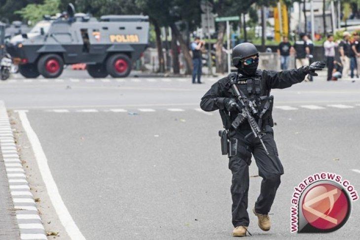 Polisi tembak mati seorang teroris Poso