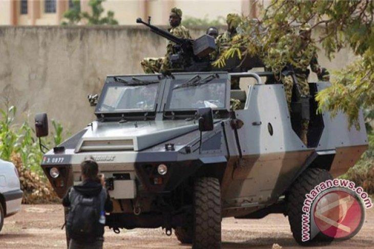 Serangan di Kota Arbinda tewaskan 19 orang