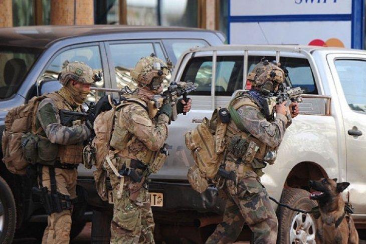 ISIS akui serangan di Burkina Faso tewaskan 24 tentara