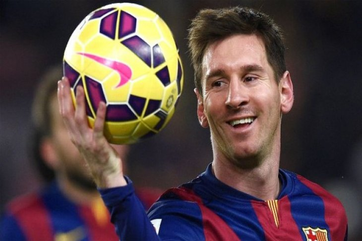 Lionel Messi Dan Luis Suarez Memimpin Pesta Gol Hancurkan  Betis 5-0