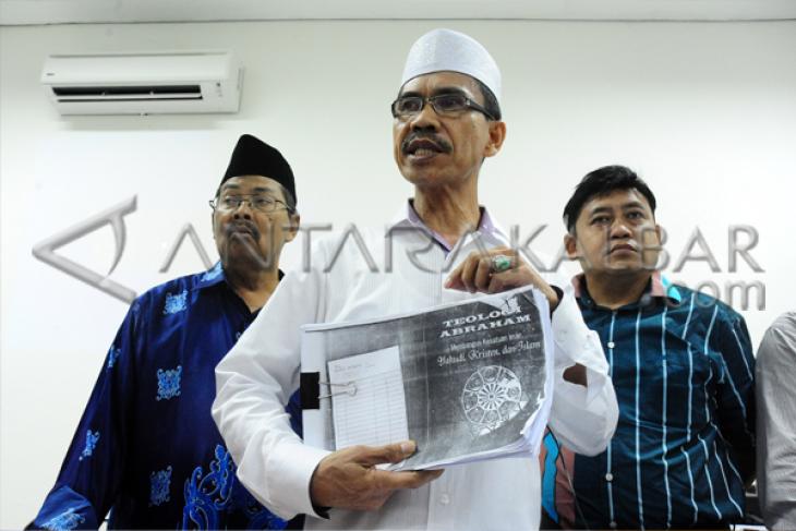 Tim Gabungan Temukan Dokumen di Permukiman Gafatar Ketapang
